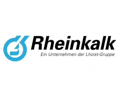Unterstützung des Trainingsteams bei Rheinkalk