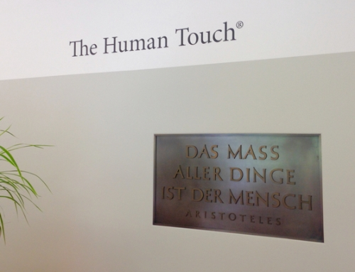 """The Human Touch in Sales"" bei EAO"